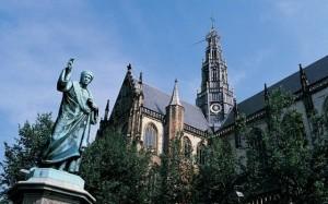 Haarlem, la chiesa dedicata a San Baveco