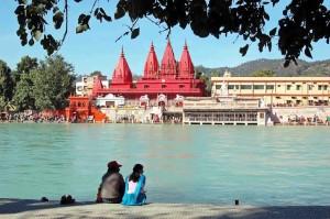 India, il Gange
