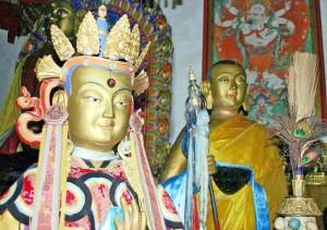 Mongolia, Erdene Zuu, divinità