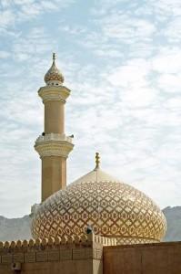 Oman, moschea
