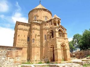 Anatolia, monastero Lago Van
