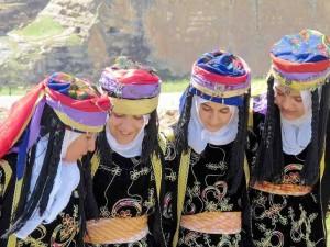 Turchia orientale, un matrimonio