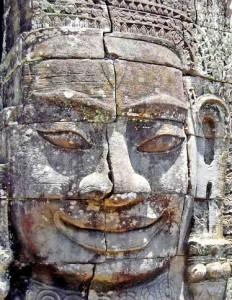 Cambogia, Angkor, un particolare