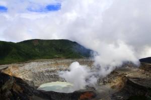 Costa Rica, vulcano