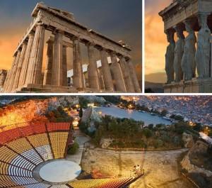 Grecia, dal Partenone alle isole