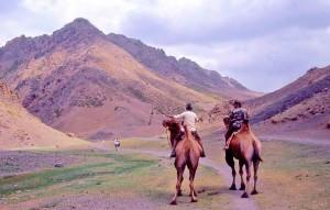 Mongolia, a cavallo nella Valle Yol