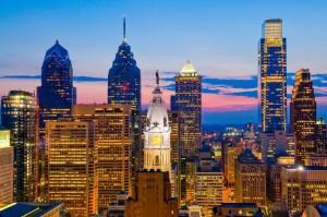 Philadelphia, panorama