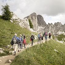 Trentino, Suoni delle Dolomiti