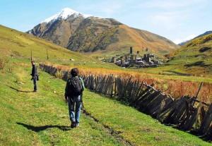 Georgia, lo Svaneti