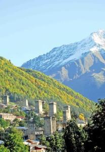 Georgia, Ushguli