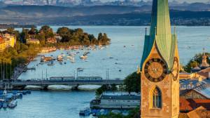 Zurigo una città dove si vive molto bene