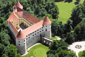 TermeCatez, Castello Mokrice