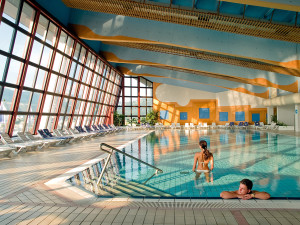 Terme Catez, Hotel Terme, piscine
