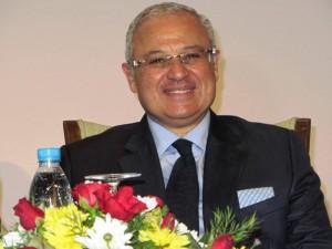 Il ministro del turismo egiziano, Abbas Zaazou