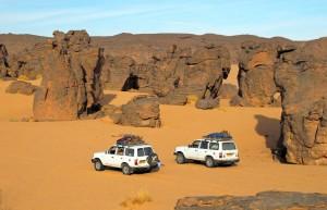 Algeria, tour nel deserto