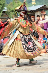 Bhutan, la gioia di ballare
