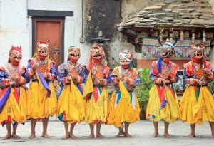 Bhutan, danze