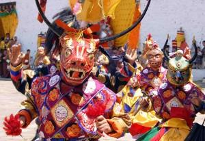 Bhutan, festival