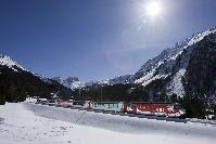 Svizzera, il Glacier Express