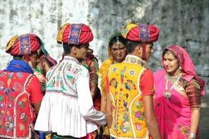 Gujarat, danze