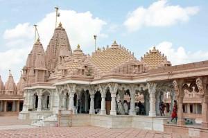 Gujarat, tempio jainista
