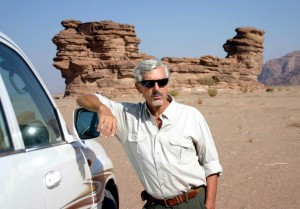 Arabia, Maurizio Levi premiato per i viaggi che propone