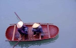 Vietnam, barca