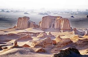 Iran, deserto Lot