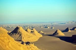 Iran, deserto Lut