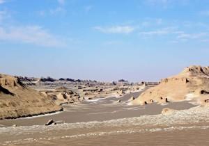 Iran, deserto