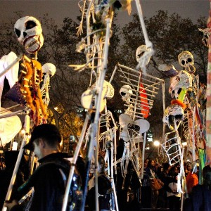 New York, Village Halloween Parade (Joe Buglewicz)