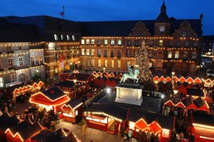 Dusseldorf, mercatini di Natale