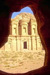Giordana, l'incomparabile Petra