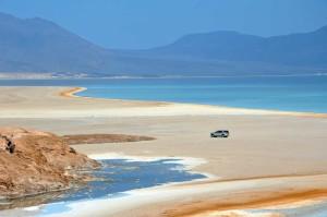 Corno d'Africa, lago Assal