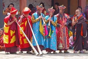 Bhutan festival di Paro