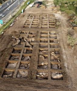 Israele, scavi archeologici