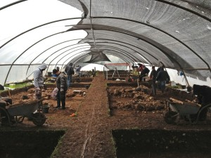 Israele, lo scavo ad Achiud