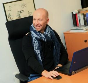 David Pirrello, Ceo di Dolomiti.it