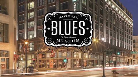 Museo del Blues a St.Louis in Missouri
