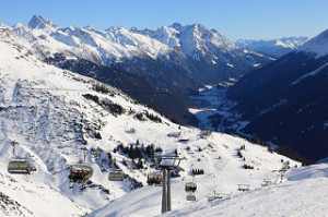 Austria, piste soleggiate e impianti da sci al top