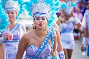 Aruba, momento del Carnevale
