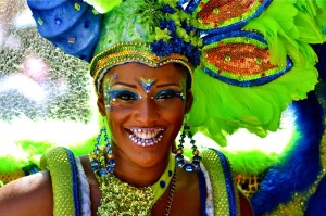 Isola di Aruba, il coloratissimo carnevale