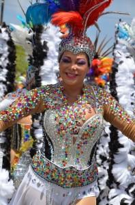 Aruba, è festa per il carnevale