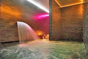 Rovigno, hotel Lone, la zona della Spa
