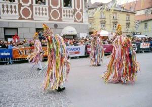 Slovenia, Carnevale a Ptuj