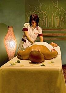 Umago, un bel massaggio