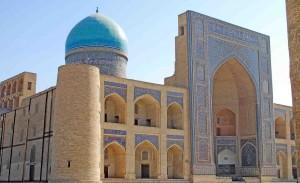 Uzbekistan, la moschea di Bukhara