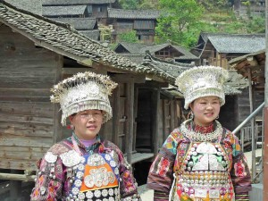 Cina del Sud, donne Miao