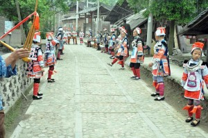 Cina del Sud, festival etnico