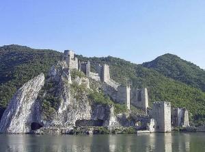 Serbia, fortezza Golubac
